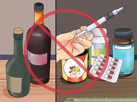 3 Step The Counter Detox Medicine For Alcohal by How To Taper From A Or Addiction With