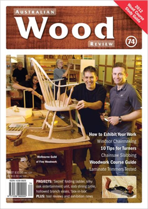 woodworking magazines reviews australian wood review back issue 74 interwood tools