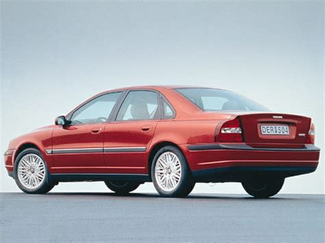 2000 volvo s80 mpg 1999 volvo s80 reviews specs and prices cars