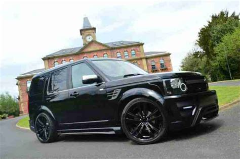 custom land rover discovery 2007 land rover discovery 3 2 7td v6 hse custom xclusive