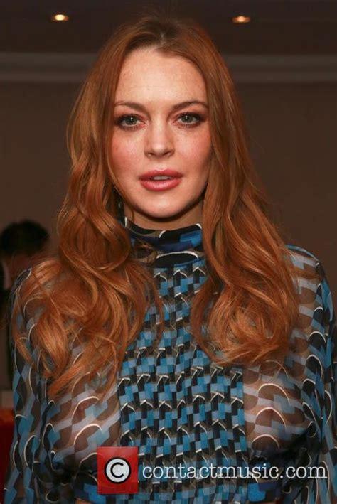 Has Lindsay Lohan by Has Lindsay Lohan Converted To Islam Contactmusic