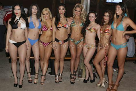 2018 miami boat show pics 2016 miami boat show poker run fpc bikini contest