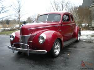 1940 Ford Deluxe 1940 Ford Deluxe Coupe Rod