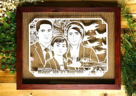 Scrapframe Kado Ulang Tahun Anniversary Pernikahan hadiah ulang tahun pernikahan cutteristic