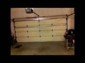 Garage Door Strut Garage Door Repair Chino California New Strut Section Reinforcement