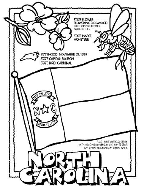 nc map coloring page north carolina coloring page crayola com