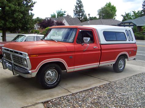 1974 Ford F100 by Eric S Garage 1974 Ford F100 Explorer Quot Rehabbing The Rig Quot