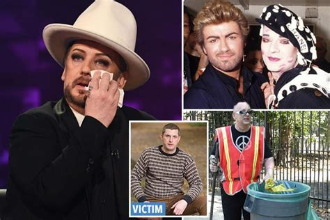 Boy George Arrested For Assaulting by Tearful Boy George Opens Up About Putting Himself In