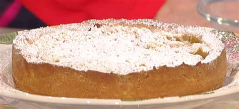 torta mantovana di luisanna messeri la ricetta della torta di mele della nonna di riccardo