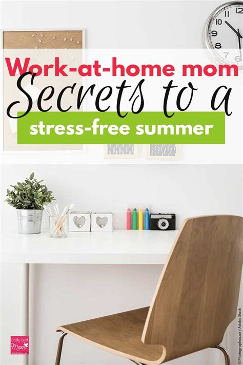 keeping the stress out of a new home construction project duce construction corporation work at home mom secrets to a stress free summer