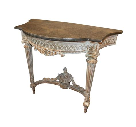 antique wood console table antique painted wood console table foxglove