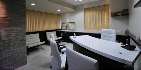 Cabin In Office by Office Interior Designers Goa Commercial Spaces
