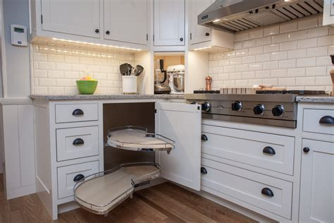 appliance garages kitchen cabinets not your average kitchen cabinets thompson remodeling