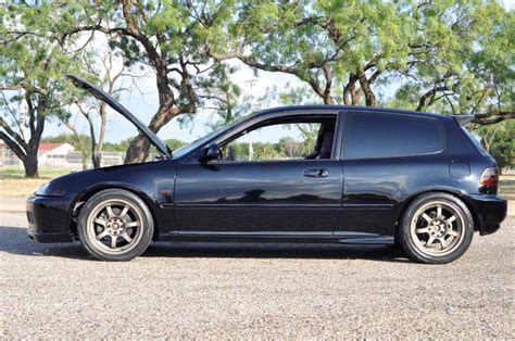 91 honda civic si co 1993 honda civic si 400hp 91octane honda tech