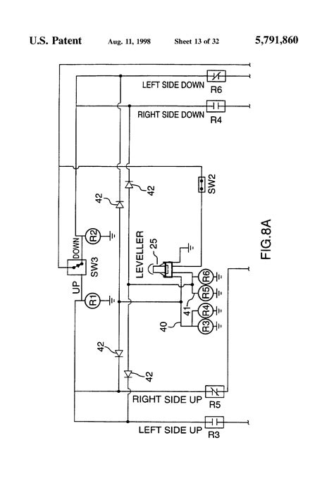 maxon liftgate wiring diagram eagle lift gate diagram