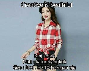 Blouse Baju Cewek Kemeja Murah Hem Megumi Hitam Sw Atasan Wanita R kemeja putih wanita lengan panjang model terbaru