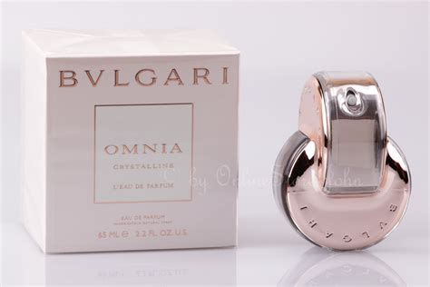 Jual Parfum Bvlgari Omnia Crystalline bvlgari omnia crystalline l eau de parfum 65ml edp eau de
