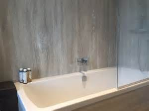panels for bathroom walls silver travertine nuance bathroom wall panel