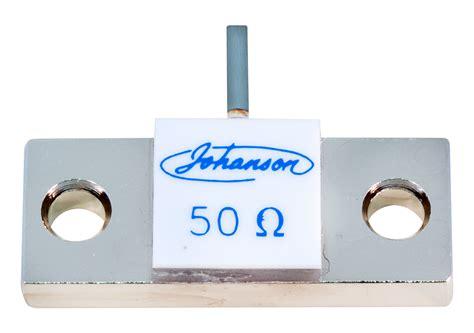 Flange 150nb 50 Ohm 150w terminations resistive loads