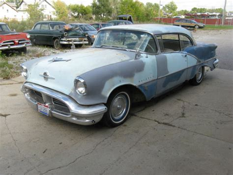 1956 olds hoiday 88 project chevrolet pontiac buick