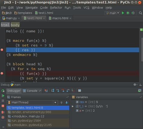 django tutorial with pycharm first pycharm 4 preview build now available pycharm blog