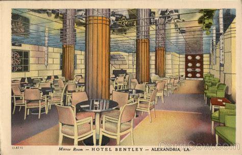 bentley hotel santa hotel bentley alexandria la postcard