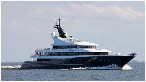 Die Yacht by Die 2010 L 252 Rssen Gebaute Megayacht 178 Imo