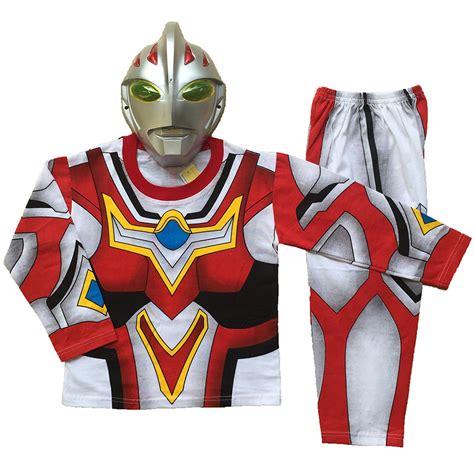 Kaos Anak Ultraman Chibi jual baju anak kostum ultraman terlaris kaos ultraman termurah baru setelan baju