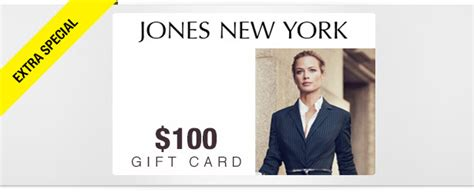 Jones New York Gift Card - 301 moved permanently