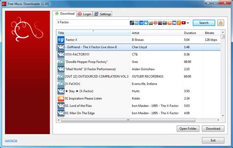 download mp3 from youtube list free music downloader 1 30 adds youtube gt mp3 support from