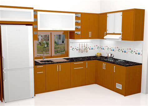 kitchen set minibar meja granit marmer jual furniture
