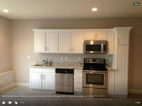 Kitchenette   flip sink and dishwasher, add fridge to make