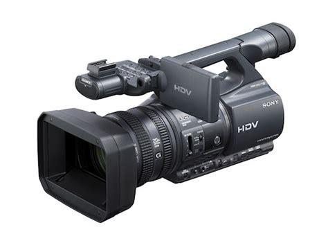 Kamera Sony Handycam sony handycam fx1000 pierwsza kamera z obiektywem g lens