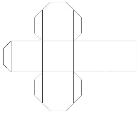 how to make a cube template grade 6 unit 1 lesson 2 kis islanders jeju