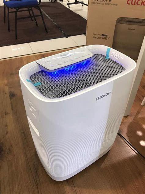 Air Purifier Cuckoo cuckoo air purifier b model vs c model baca sini