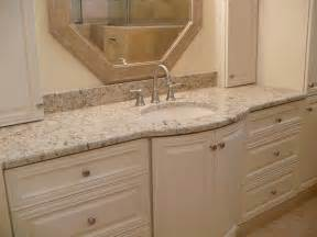 bath vanities with granite tops
