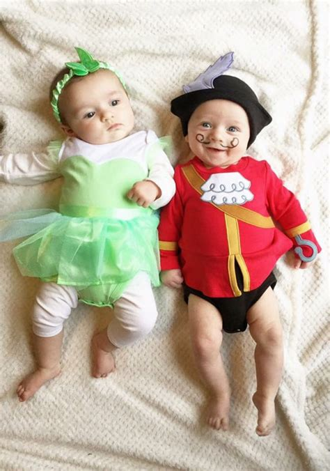 Best costumes for boy girl twins