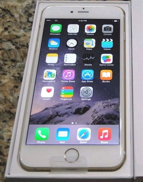 new apple iphone 6 plus 64gb gold world unlocked at t t mobile fast shipping protect my phones