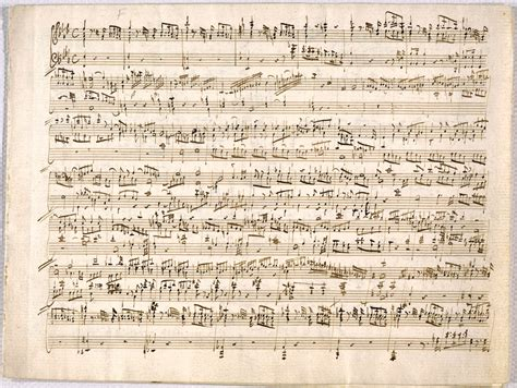 the bach manuscript ben book 16 books notated 1700 to 1799 american memory library of