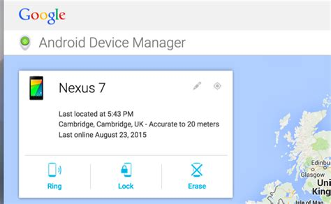 android device manager unlock android lock screen forgot email