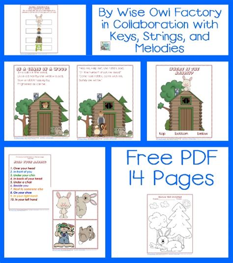 Songs About Cabins by 17 Best Images About Preschool Fingerplay Songs Poems