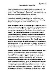 Education In Todays Society Essay by The Of In Today S Society Gcse Sociology Marked By Teachers