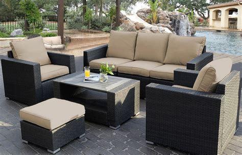 furniture patio couch set wayfair sectional aluminum sets modern outdoor ideas home decor