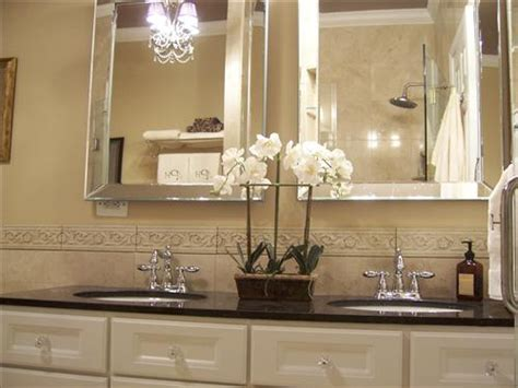 cream and black bathrooms cream bathroom black accents design ideas