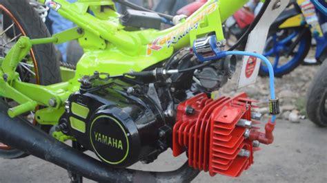 Bor Up Motor modifikasi motor yamaha drag fizr bor up 150cc