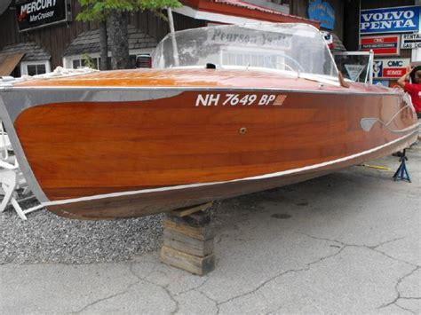 fay s boat yard gilford nh 1956 greavette 20 utility moteur bateau 224 vendre www
