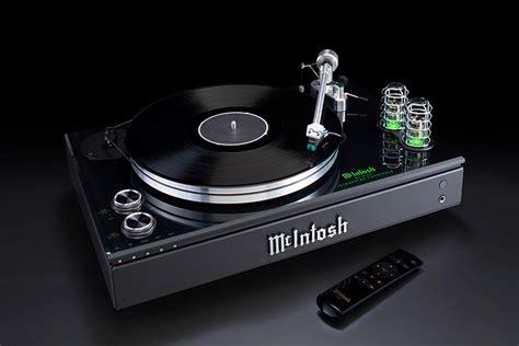 mcintosh announces mti integrated turntable
