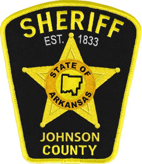 Johnson County Sheriff Office Ar auxiliary johnson county sheriff ar