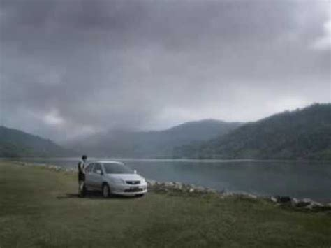 toyota vios commercial in scotland loch ness