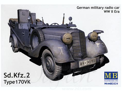 opel era price germany 1 35 sd kfz 2 type 170vk german radio car wwii
